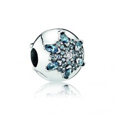 clips Pandora ijskristal moonlight blue - 305189